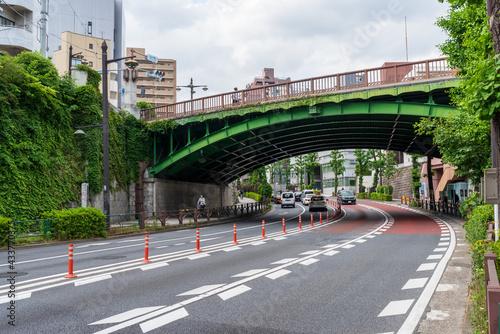 Fotografia 緑の陸橋 千登世橋