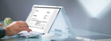 Electronic Invoice Statement Software