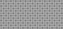 Gray Brick Wall Seamless Texture Pattern Background - Stock Vector