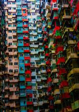 香港アパートメント