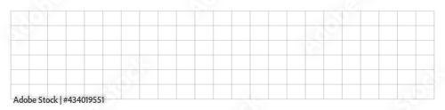 Valokuvatapetti Long, oblong rectangular wire-frame, grid, mesh, lattice and trellis lines matri
