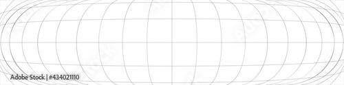 Valokuva Spherical, sphere orb distort effect