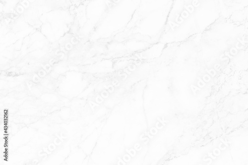 Photographie White grey marble seamless glitter texture background, counter top view of tile stone floor in natural pattern