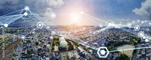 Fotografia 都市とネットワーク スマートシティー