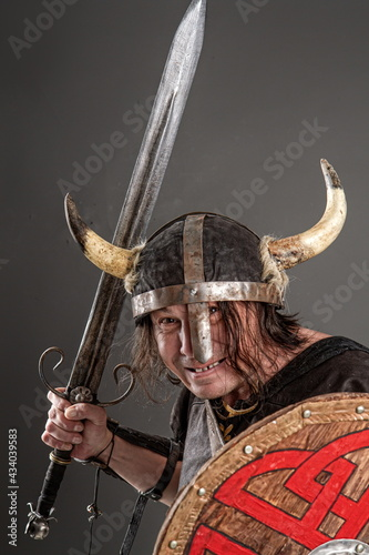Papel de parede knight with sword