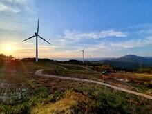 풍력발전소