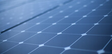 Abstract Solar Panels Texture Background