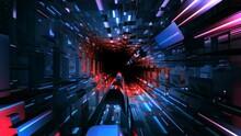 Complex Tunnel Vj Loop
