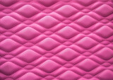 Fototapeta Kawa jest smaczna - pink leather background and texture as a pattern for the interior car or a sofa or wall covering