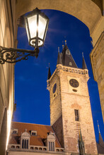Evening View Of Old Town Hall
