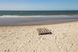 Fototapeta Fototapety z morzem do Twojej sypialni - Paleta Morze bałtyckie plaża