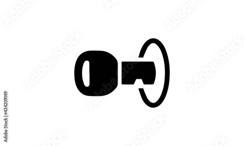 Fotografering Driving and Traffic Icon vector design