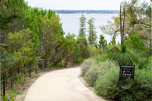 Law Walk In Kings Park Is An Urban Bushland Trail. It Is A 2.5 Km Loop Walk That Provides Visitors With Scenic Views Of The Swan River And A Unique Insight Into Biodiversity Along The Mount Eliza