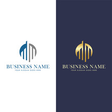 Vector Real Estate Logo Design Template - Home, House, And Real Estate Symbol Logo Suitable For Real Estate Agency, Real Estate Company, And Finance