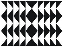 Vector Illustration Of Triangle Pattern, Theme Background, Greeting Card, Banner, Logo, Design, Social Media Post