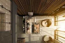 Große Maisonette Wohnung Von Oben