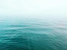 Endless Sea Landscape, No Horizon.