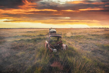Rusty Cars Lost