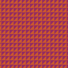 Colorful Red Rectangles Geometric Pattern
