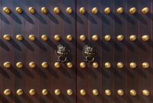 Big Doors Chinese Style