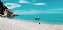 Greek Beach For Your Senses