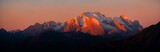 Fototapeta Most - Dolomites sunrise