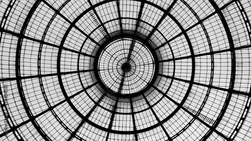 Canvas Langle View Of Skylight