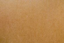 Old Kraft Paper Craft Vintage Pattern. Brown Recycled Paper Texture Background