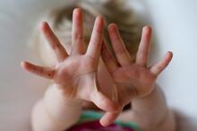 Baby Girl's Hands