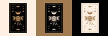Mystical Tarot Desk Card