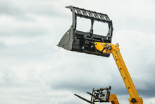 Telescopic Loader Agricultural Machinery
