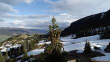 Norway, Gudbrandsdal, Rondane, Faavang, Worldcup Alpin, Kvitfjell, Sky, Panorama