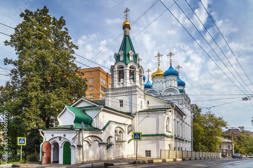 Fotografie, Obraz Church of the Myrrh-Bearing Women , Nizhny Novgorod, Russia