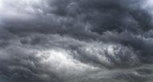Storm Clouds Lapse