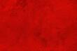 Leinwandbild Motiv Texture of red decorative plaster or concrete. Abstract grunge background.