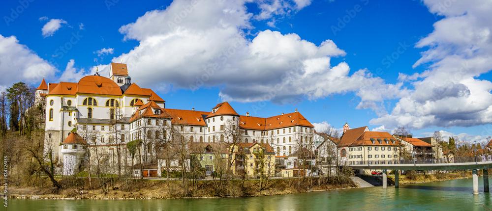 old town of fussen - bavaria