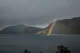 Fototapeta Rainbow - Norwegia