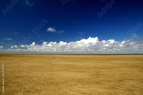 Valokuva Wunderschöner Sandstrand bei Westerhever