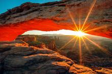 Mesa Arch Sunrise 2