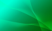 Abstract Green Light Gradient Pattern Graphic Background For Illustration