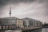 Fototapeta Londyn - Berlin