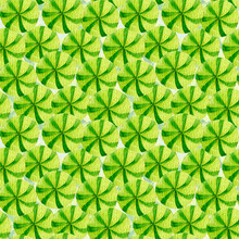 Abstract Watercolor Seamless Background. Watercolor Green Sweet Candy Abstract Pattern. Swirl Graphic Pattern Watercolor Green Spirals.