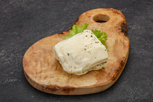 Halloumi Cheese With Mint For Grill