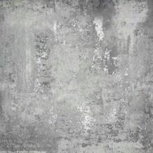 Metallic Grey Concrete Industrial Wall Texture