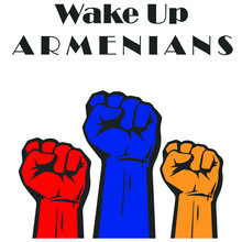 Wake Up , ARMENIANS - Vector