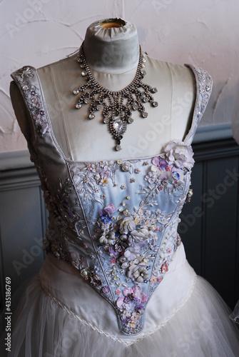 Fotografia Antique Wedding Dress