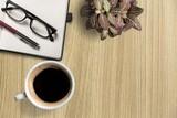 Fototapeta Kawa jest smaczna - Coffee.
