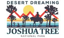 Desert Vibes , Joshua Tree National Park Graphic T-shirt Design.