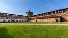 Milano Castello Sforzesco