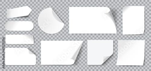 Cuadros en Lienzo White stickers